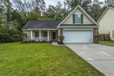 North Charleston Single Family Home Contingent: 155 Hainsworth Drive
