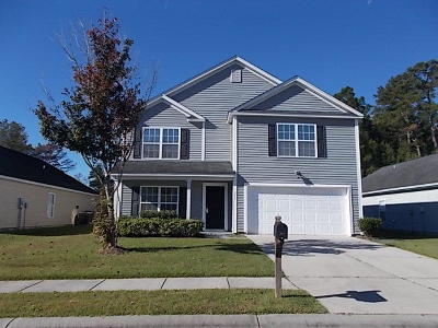 Goose Creek Single Family Home For Sale: 317 Briarbend Road