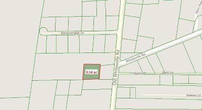 Residential Lots & Land For Sale: Old Whitesville
