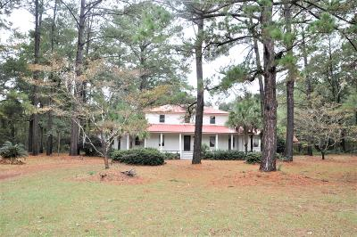 Johns Island Single Family Home Contingent: 3642 Dry Street
