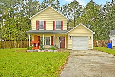 Charleston SC Single Family Home For Sale: $249,900