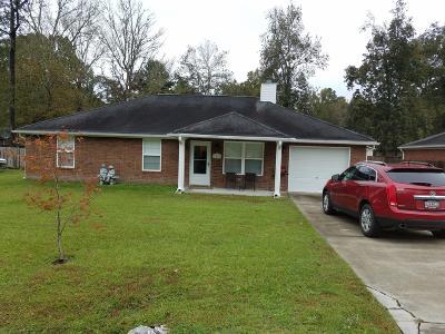 Moncks Corner Single Family Home For Sale: 1232 Saylors Avenue