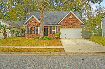 Goose Creek Single Family Home For Sale: 103 Golding Lane