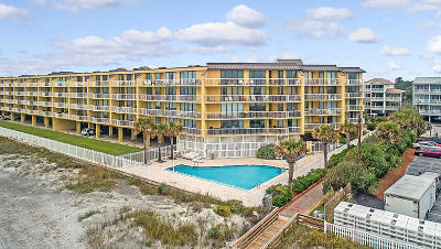 Folly Beach Attached For Sale: 201 W Arctic Avenue #201