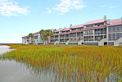 Folly Beach Attached For Sale: 76 Mariners Cay Drive