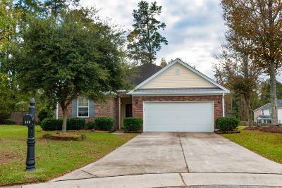 Single Family Home For Sale: 109 Reading Court