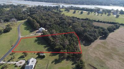 Wadmalaw Island Residential Lots & Land Contingent: 34 Anchor Watch Drive