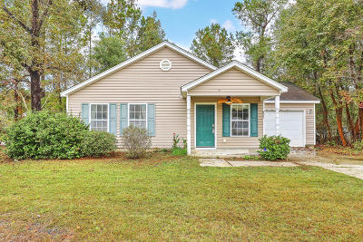 Goose Creek Single Family Home For Sale: 431 Robin Dr