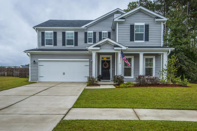Summerville Single Family Home For Sale: 404 Flat Rock Lane