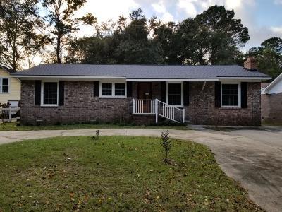 Single Family Home For Sale: 1365 Secessionville Road