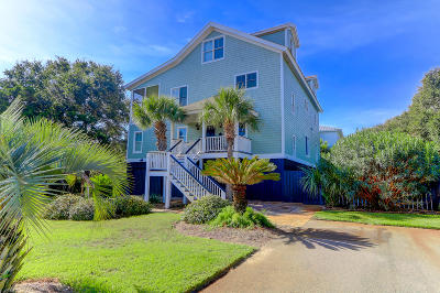 Isle Of Palms SC Single Family Home For Sale: $1,950,000