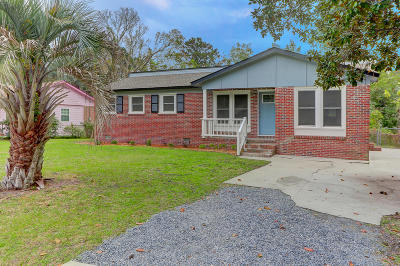 Charleston SC Single Family Home For Sale: $285,000