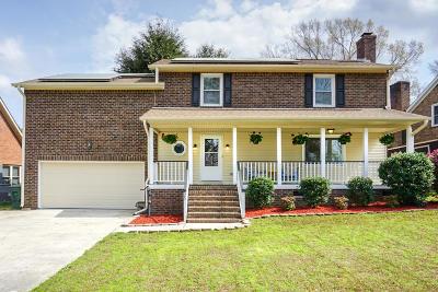 Hanahan Single Family Home For Sale: 25 Manor Boulevard
