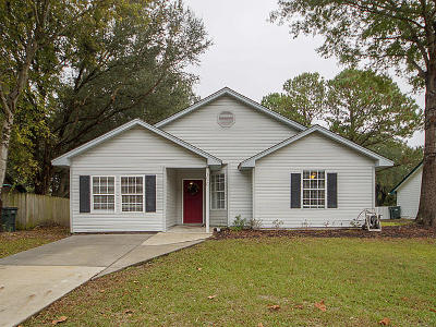 Single Family Home For Sale: 1020 Oakcrest Drive