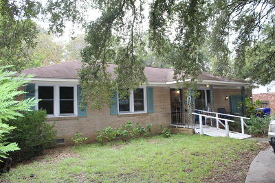 James Island Single Family Home Contingent: 1335 Camp Road