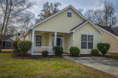 Grand Oaks Plantation Single Family Home For Sale: 491 Hainesworth Drive