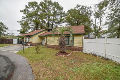 Summerville SC Single Family Home For Sale: $140,000