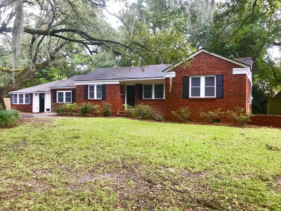 Charleston Single Family Home For Sale: 256 Wappoo Road