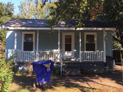 North Charleston Single Family Home For Sale: 1602 Sumner Avenue