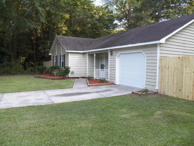 Ladson Single Family Home For Sale: 203 Flamingo Drive