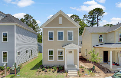 Hanahan Single Family Home For Sale: 2019 Cordorus Lane
