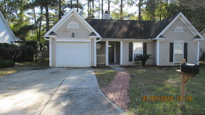 North Charleston Single Family Home For Sale: 8404 Walsham Street