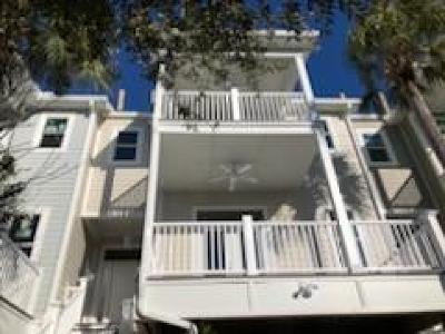 Folly Beach Attached For Sale: 2240 Folly Road
