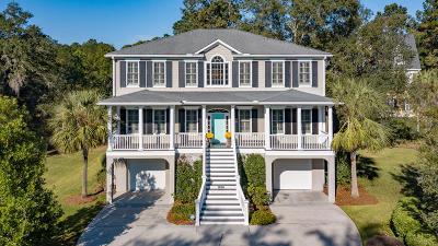 Charleston Single Family Home For Sale: 1626 Bull Creek Lane