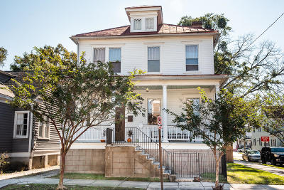 Charleston Single Family Home For Sale: 11 Carolina Street
