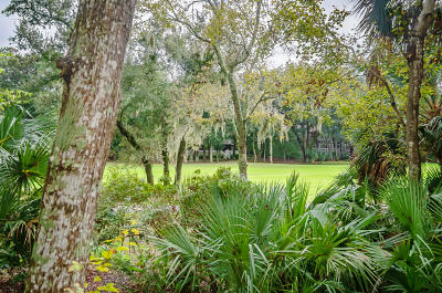 Kiawah Island Single Family Home Contingent: 290 Masters Court