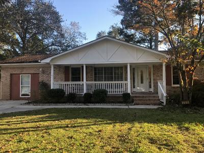 Summerville Single Family Home For Sale: 205 Three Iron Drive