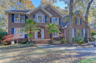 North Charleston Single Family Home For Sale: 8681 Arthur Hills Circle