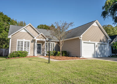 Mount Pleasant SC Single Family Home For Sale: $359,900