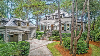 Kiawah Island Single Family Home For Sale: 156 Kiawah Island Club Drive