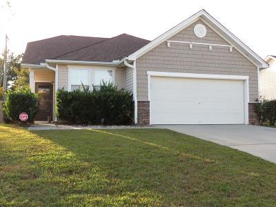 Hanahan Single Family Home For Sale: 7143 Sweet Grass Boulevard