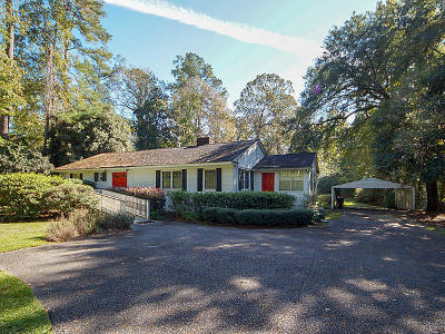 Summerville Single Family Home For Sale: 124 Tupper Lane