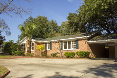 Charleston Single Family Home For Sale: 820 Mikell Drive