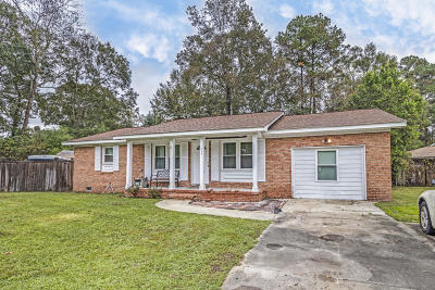 Berkeley County, Charleston County, Dorchester County, Colleton Single Family Home For Sale: 114 Chalmers Lane