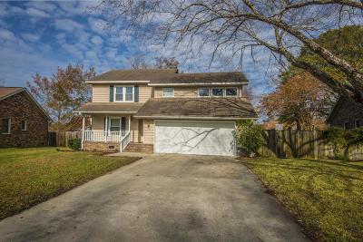 Summerville SC Single Family Home For Sale: $240,000