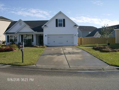 Single Family Home Contingent: 7769 Discovery Road