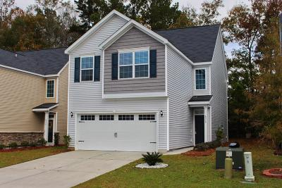 Summerville Single Family Home For Sale: 8936 Cat Tail Pond Road