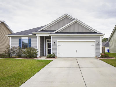 Single Family Home Contingent: 7834 Magellan Drive