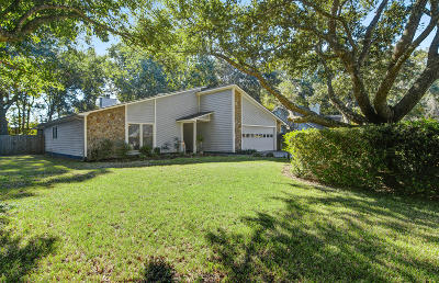 Mount Pleasant SC Single Family Home For Sale: $395,000