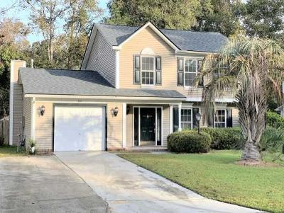 Summerville Single Family Home For Sale: 326 Damascus Drive