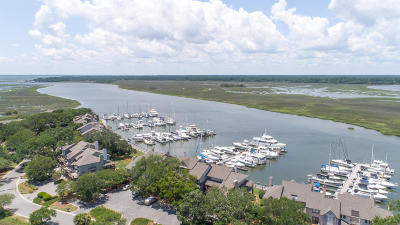 Seabrook Island Boat Slip For Sale: 1880 Andell Bluff Boulevard #G 1