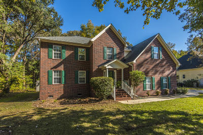 North Charleston Single Family Home For Sale: 8676 Laurel Grove Lane