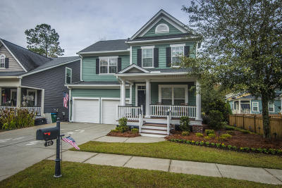 Summerville Single Family Home For Sale: 142 Ashley Bluffs Road