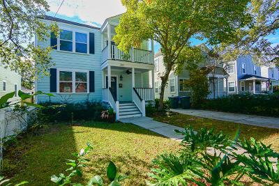 Charleston Single Family Home For Sale: 203 W Poplar Street