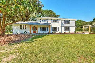 Single Family Home For Sale: 696 Pawley Road
