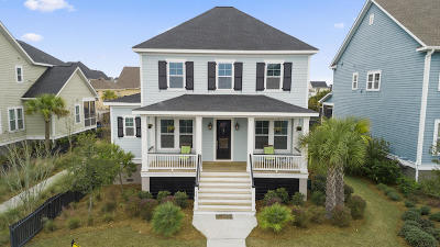 Berkeley County, Charleston County Single Family Home For Sale: 2451 Louisville Street